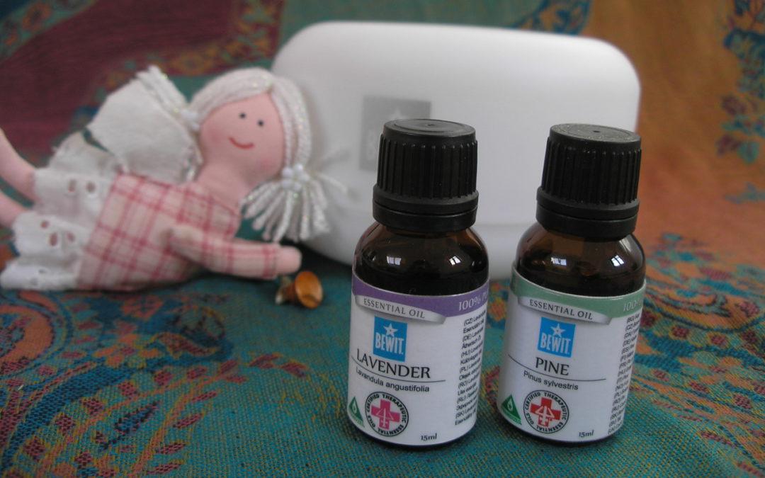 Esenciální oleje při stonání – 2. díl