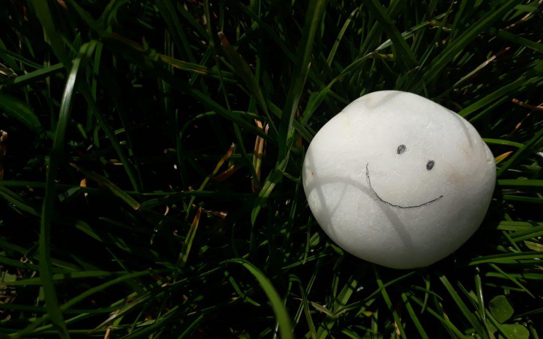 Jak vám kamínek pomůže vnímat sebe?